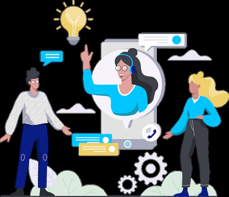 Confía en Digitalent para aprender como digitalizar tu negocio